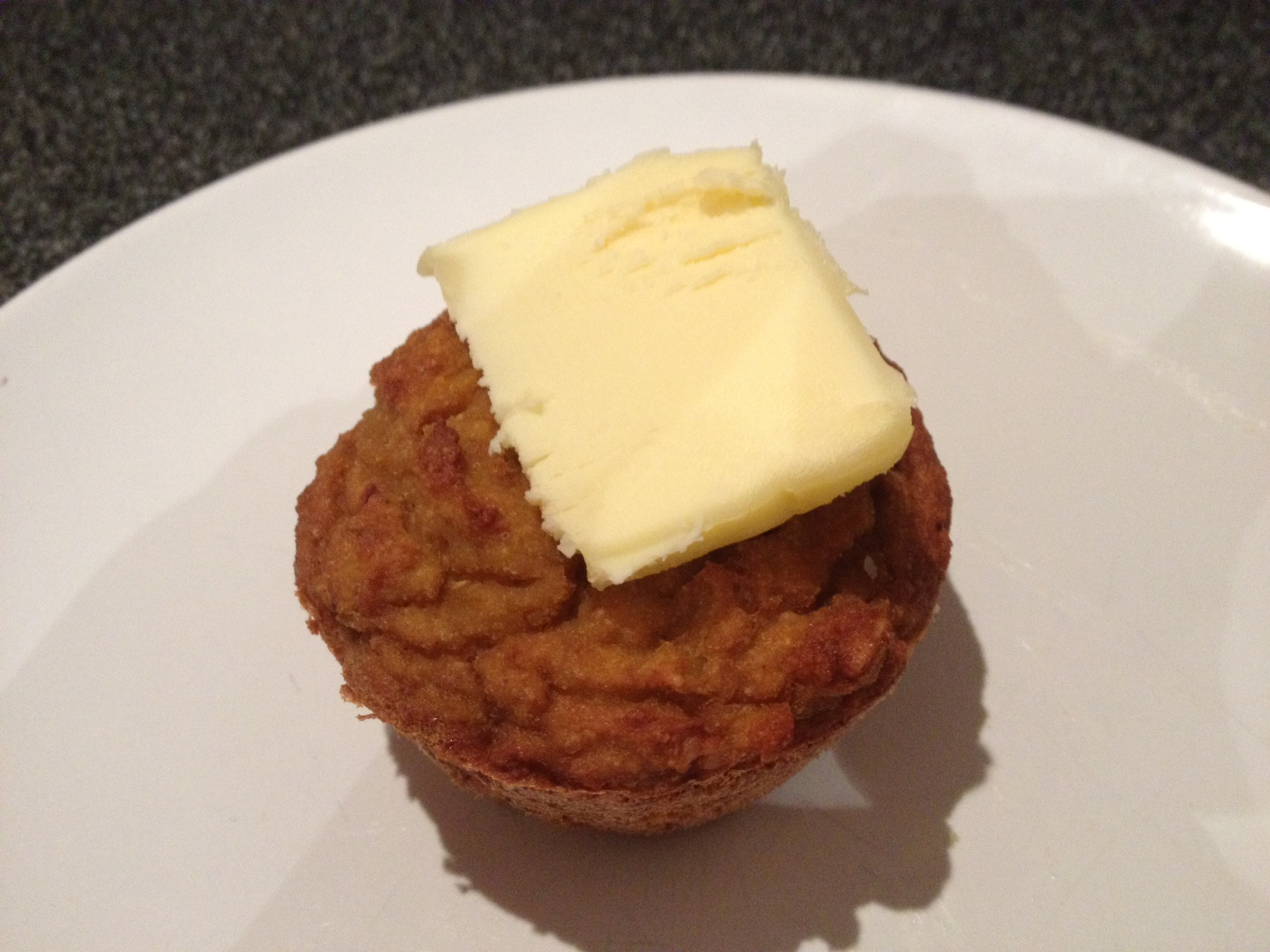 Savoury Gluten Free Pumpkin Muffins