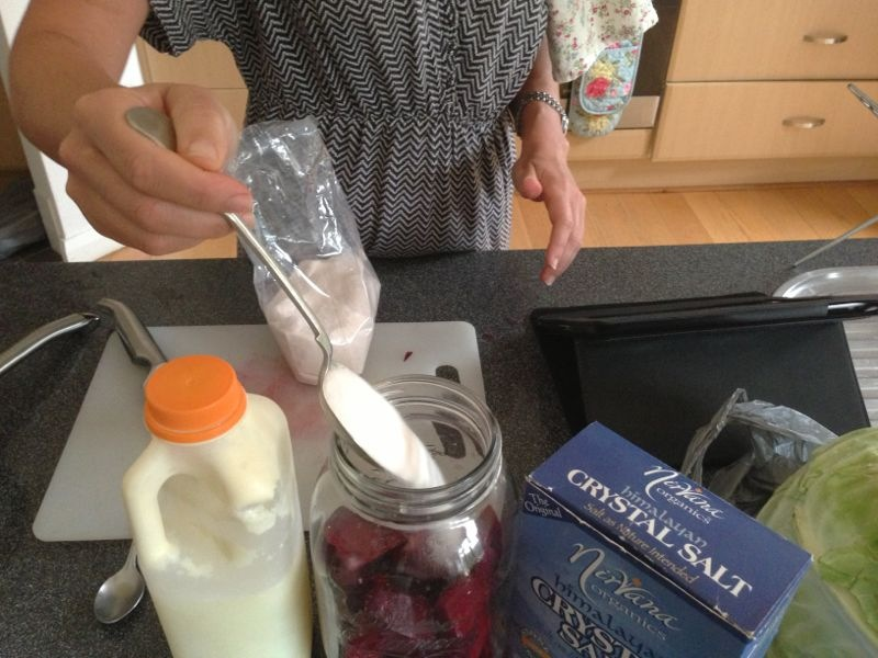 Healthy And Easy Recipe For Nutritious And Cleansing Tonic