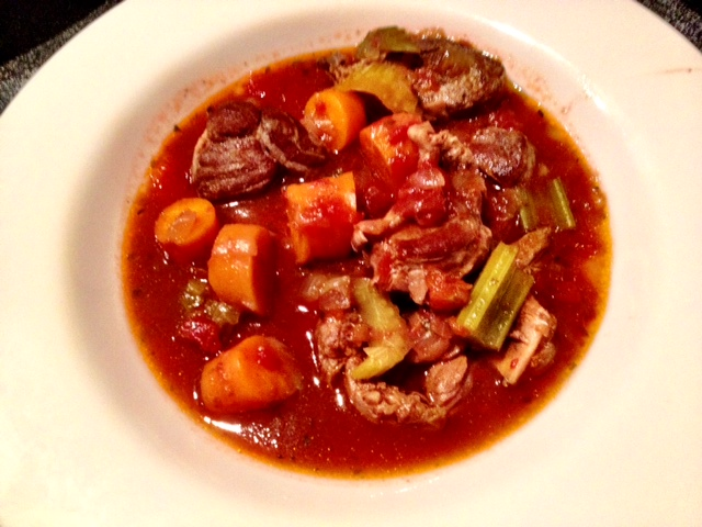 Healthy and Hearty Osso Bucco