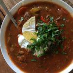 Hearty Lamb Soup